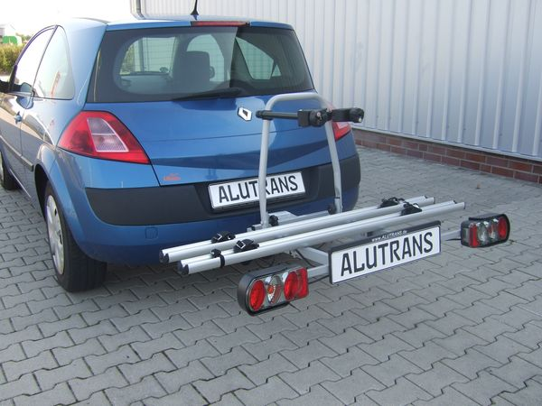 ALUTRANS BACKBoxx Premium Kit Bike 2 (2 Fahrräder)