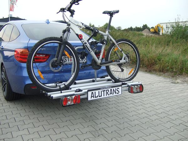ALUTRANS BackBOXX Premium Kit Bike 4 (4 Fahrräder)
