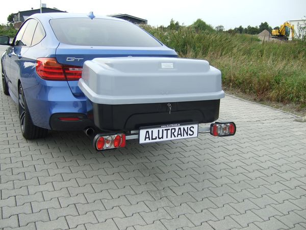 ALUTRANS BACKBoxx Premium Kit Box silver line