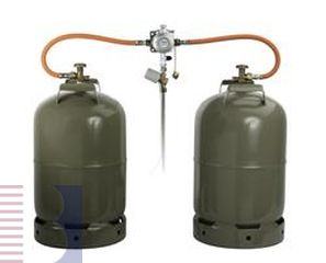 Gasfernschalter GS 8