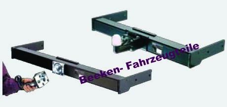 Zubehör Anhängerkupplung f. Wohnmobil- Aufpreis MT054 - für abnehmbares System-