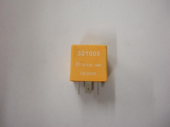 Modul Steuergerät JAEGER Blinkgeber 12V (2+1) - 6x21W + 1-2x0..10W 321005