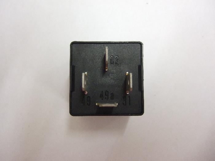 Modul Steuergerät JAEGER Blinkgeber 12V (2+1) - 6x21W + 1-2x0..10W 321017