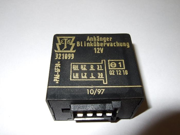 Modul Steuergerät Westfalia 12V 321099.
