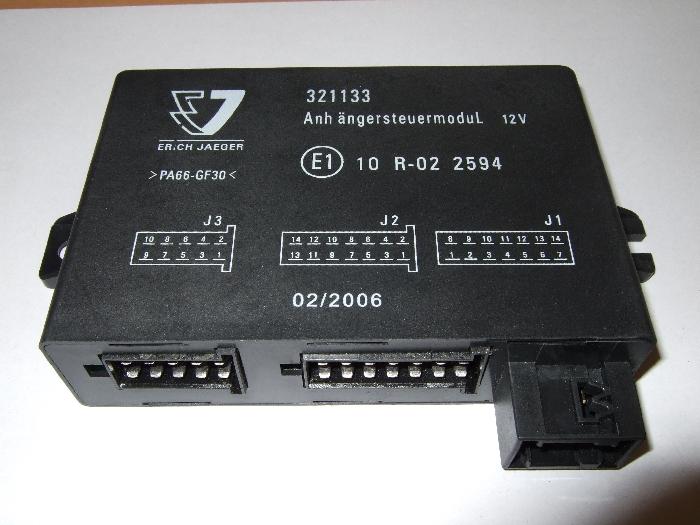 Modul Steuergerät JAEGER 321133 12V.