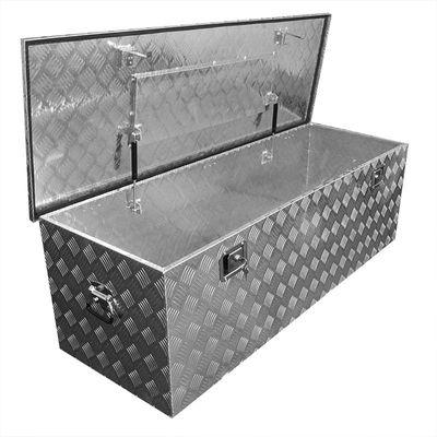 Heckbox, Alubox Staukasten, Werkzeugbox 1450 x 520 x H460mm