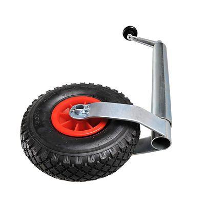 Stützrad 260x 85mm, Kunststofffelge, mit Luftrad (10er Pack)