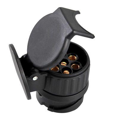 Adapter, Kurz, 13-polige Steckdose / Anhänger m. 7-poliger Stecker (100er Pack)