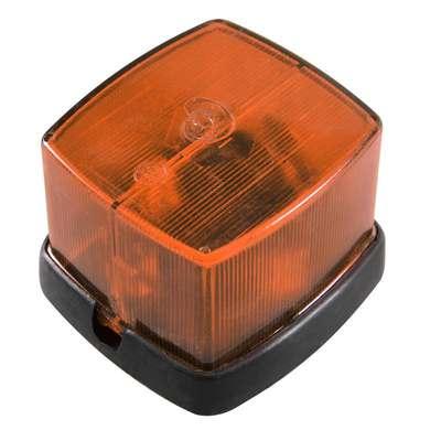 Seitenmarkierungsleuchte orange 66x62mm
