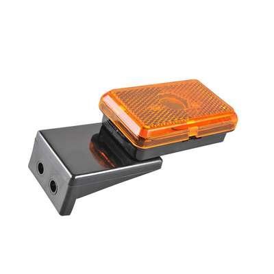 Seitenmarkierungsleuchte orange 110x45x51mm