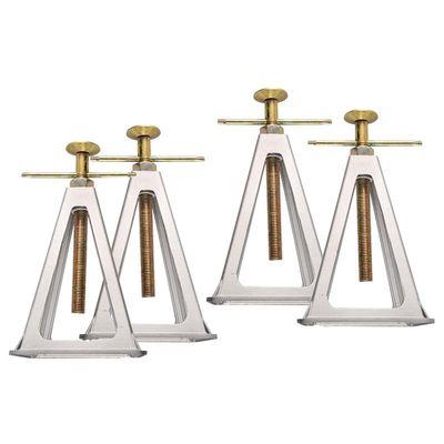 Stützbock aus Aluminium- Set von 4 Stück