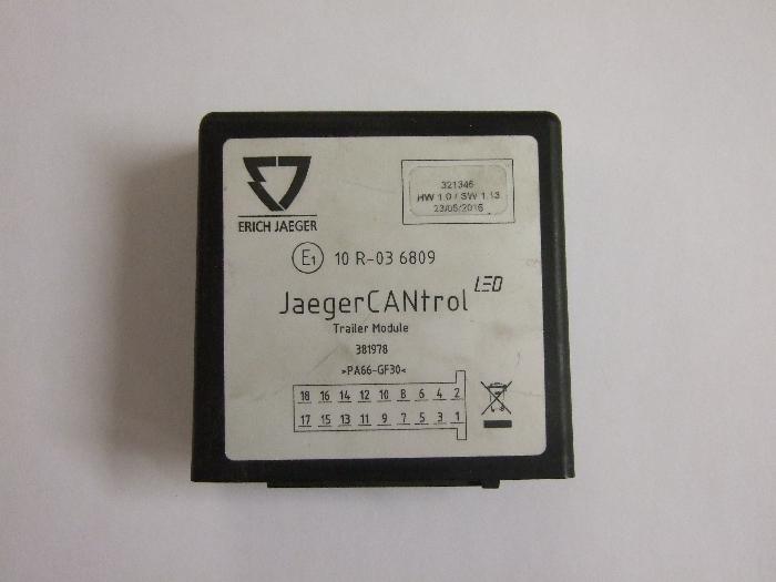 Modul Steuergerät Erich Jaeger LED 381978