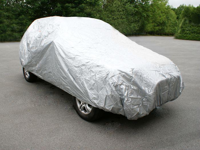 Land Rover Range Rover 5-T SUV Bj. 2012- Auto Schutzhülle-Vollgarage, Basic