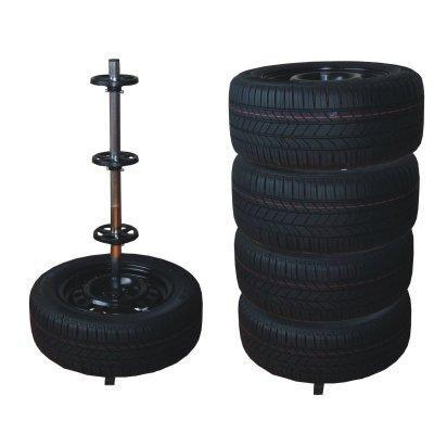 Felgenständer Aluminium für 4 Reifen (6er Pack)