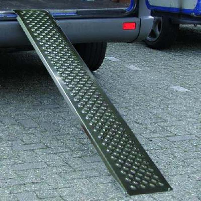 Auffahrschiene, Aluminium 200x21cm 200kg pro Stück (60er Pack)