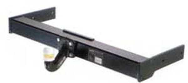 Anhängerkupplung Typ Sawiko 75DV ALKO ( AL-KO ), abnehmbar f. Wohnmobile mit vorh. tragfähigem Tiefrahmen/ Absenkung- ALKO, D 12,5kN