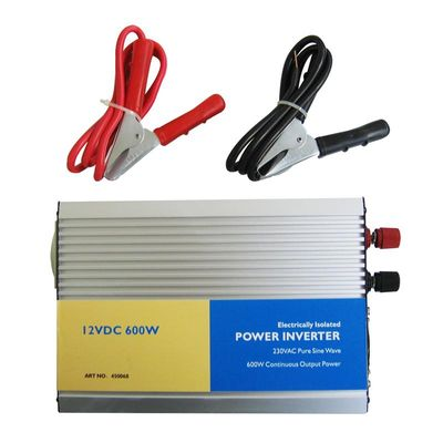 Sinus Spannungswandler, Wechselrichter 12V-230V 600W/1200W