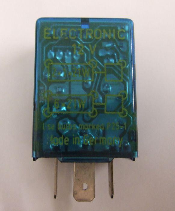 Blinkerrelais / Blinkgeber, 12V, C2-Kontrolle Hella - 4DM003 360-00