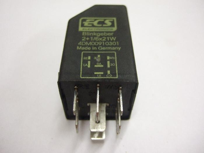 Modul Steuergerät ECS Blinkgeber 2+1-6x21W 4DM00910301