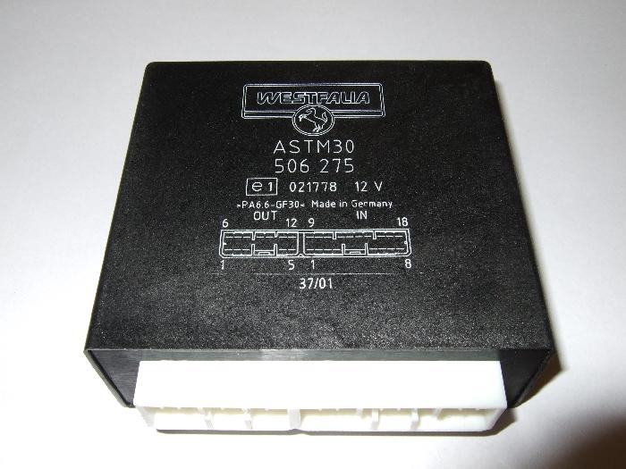 Modul Steuergerät Westfalia ASTM30 506275 021778 12V.