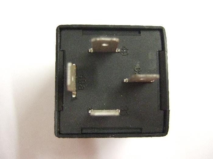 Blinkerrelais / Blinkgeber, 12V, C2-Kontrolle unten u. oben