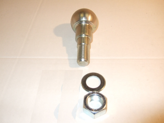 Kupplungskugel 50 mm, bis 3500kg