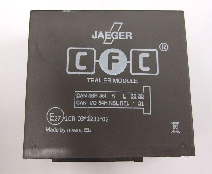 Anhängermodul Steuergerät CFC LED Jaeger 52018506
