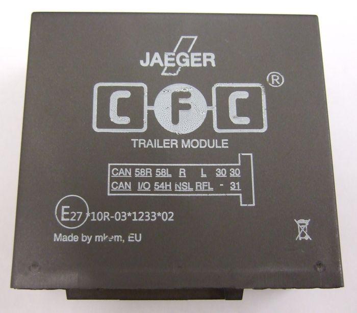 Anhängermodul Steuergerät CFC Jaeger 52028501WC