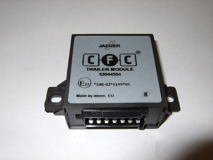 Modul Steuergerät JAEGER CFC 52044504.