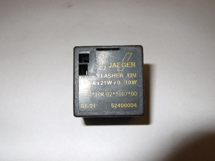 Modul Steuergerät JAEGER Flasher 12V 2+1-6x21W+0…10W 52400004.