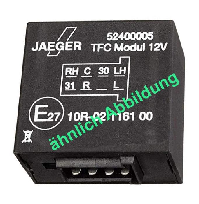 Modul Steuergerät JAEGER TFC- Modul 52400005
