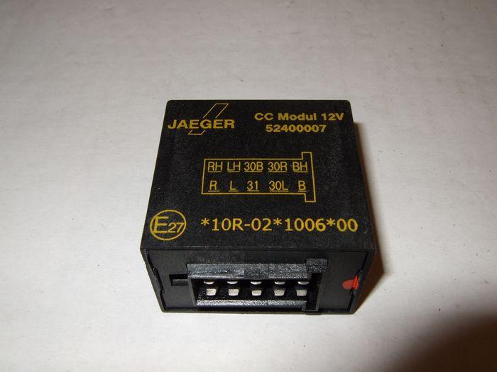 Modul Steuergerät Jaeger CC Modul 52400007