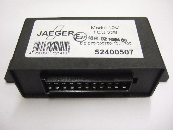 Modul Steuergerät JAEGER Modul 12V TCU 228 52400507