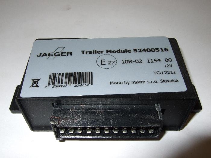 Modul Steuergerät JAEGER Trailer Modul 52400516.
