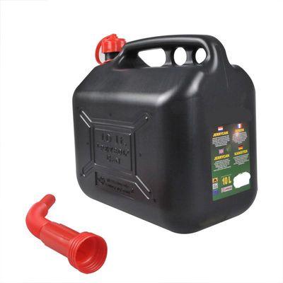 Benzinkanister 10L Kunststoff UN-geprüft