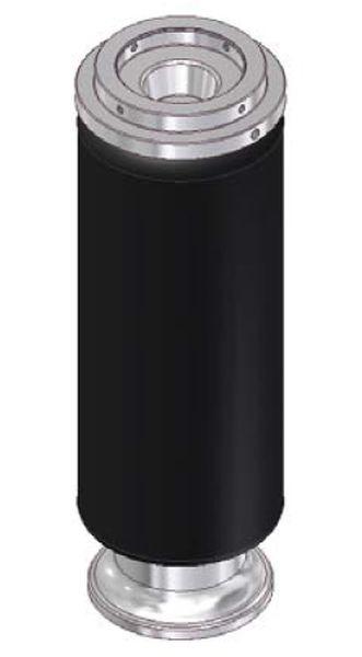 ( LF1) Ersatz- Luftbalg ( Luftfederbalg ) Top Drive ESI 550018 Dunlop 5 Zoll