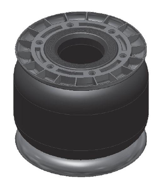 ( LF1) Ersatz- Luftbalg ( Luftfederbalg ) Top Drive ESI 550054 7,3 Zoll