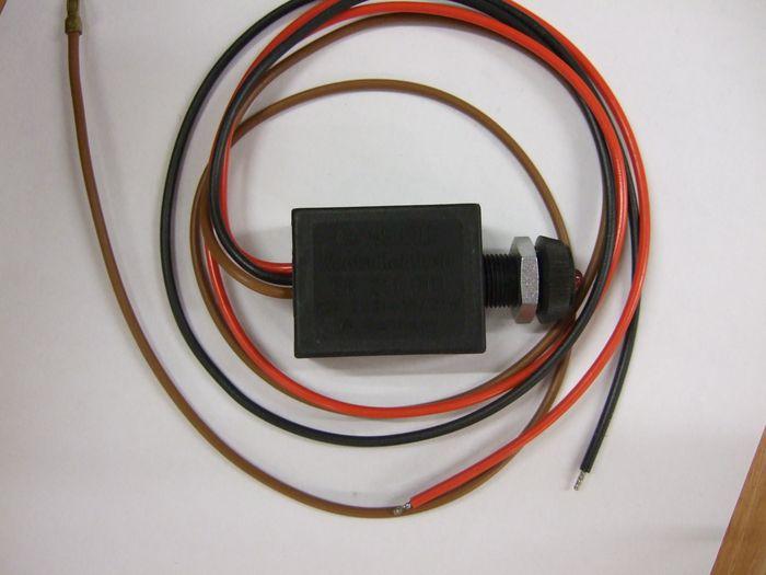 Blinkerrelais / Blinkgeber, 12V, C2-Kontrolle Wehrle 58 211 001 12V