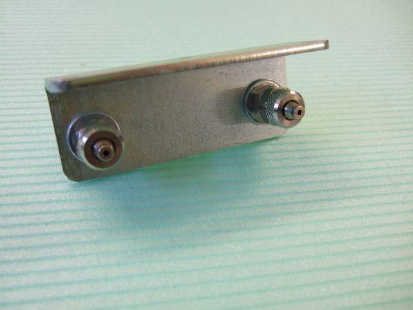 ( LF1) Pneumatisches doppel Bedienteil, 6,00 mm