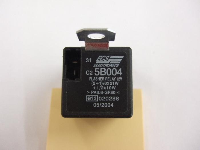 Modul Steuergerät ECS Flasher Relay 12V (2+1)-6x21W + 1-2x10W 5B004