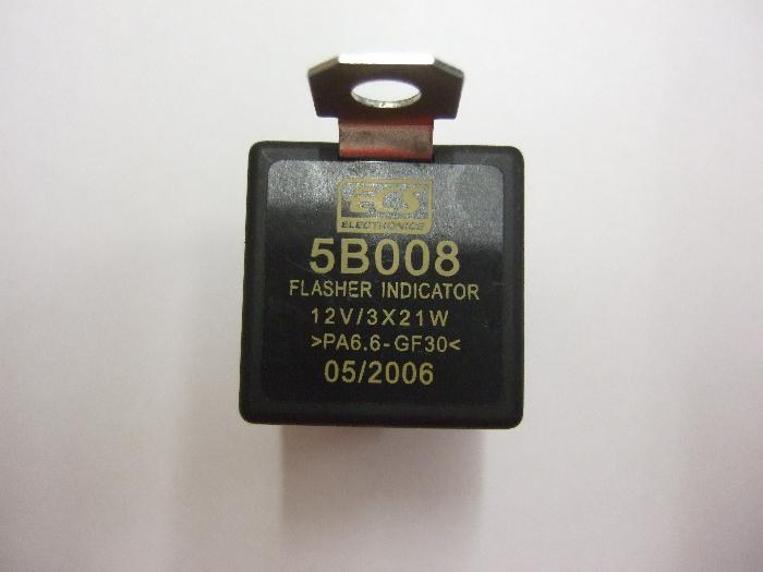 Modul Steuergerät ECS Flasher Indicator 12V - 3x21W 5B008