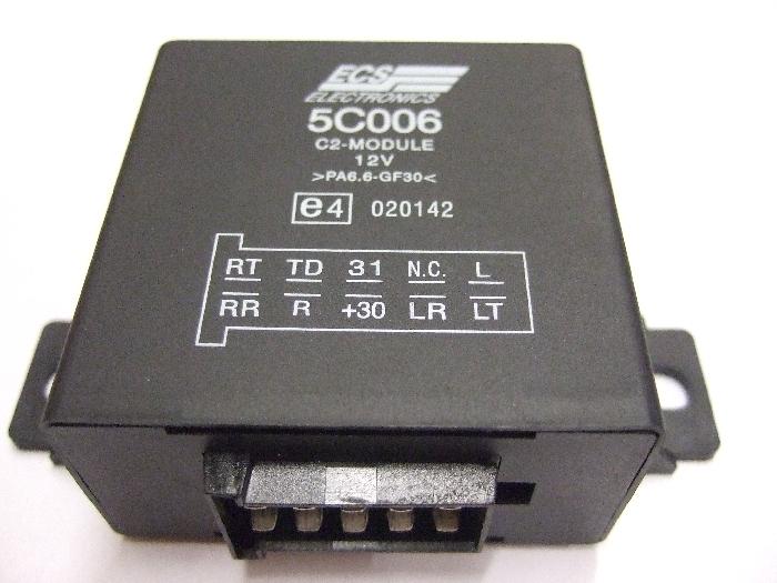 Modul Steuergerät ECS C2-Module 12V 5C006