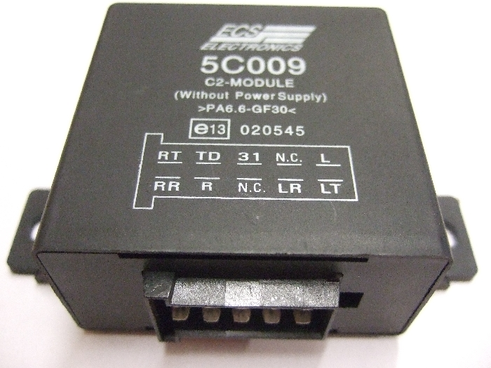 Modul Steuergerät ECS C2-Module (Without Power Supply) 5C009