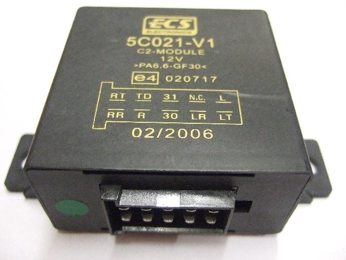Modul Steuergerät ECS C2-Module 12V 5C021-V1