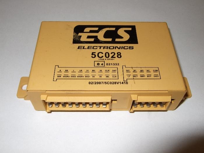 Modul Steuergerät ECS ELECTRONICS 5C028.
