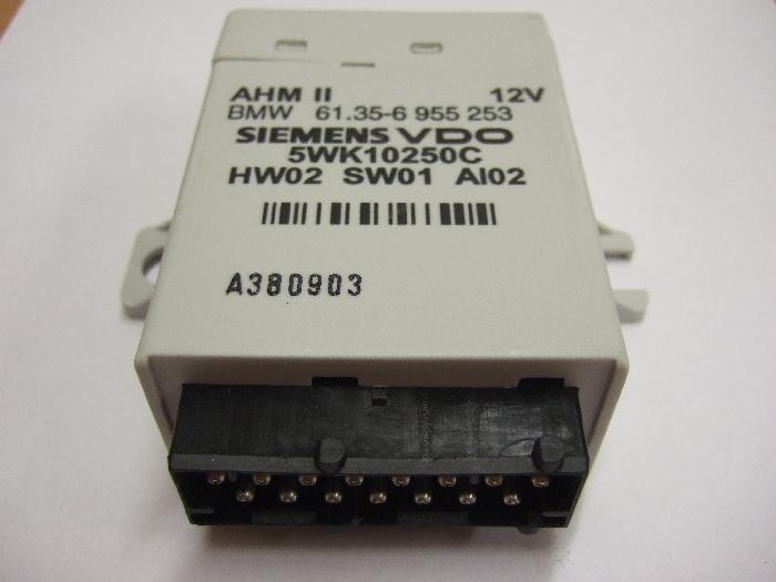 Modul Steuergerät Siemens VDO AHM II 12V HW02 SW01 AI02 5WK10250C