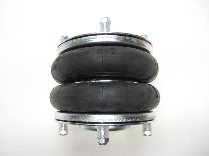 Ersatz- Luftbalg ( Luftfederbalg ) RUBENA Z8 x 2