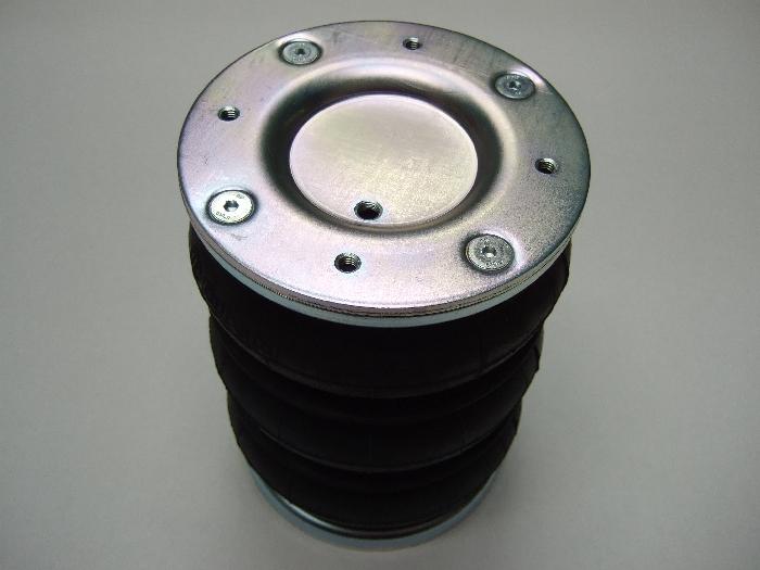 Ersatz- Luftbalg ( Luftfederbalg ) DUNLOP 170 x 3