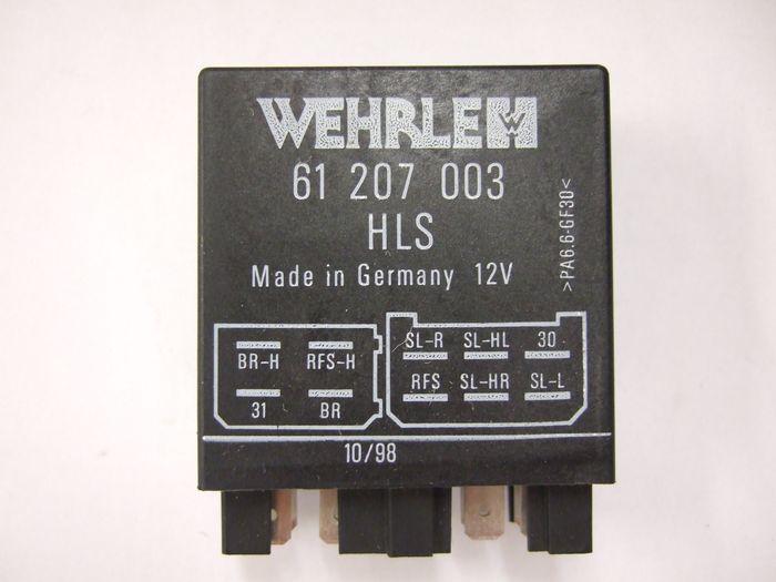 Modul Steuergerät Wehrle HLS 4+6pol- 61 207 003, 10/98