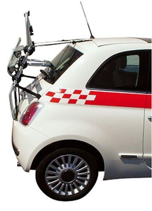 Ford Galaxy, 5-T MPV Bj. 2015-, Fabbri Fahrradträger f. 2 Fahrräder für Heckträger für Ford Ford Galaxy, 5-T MPV Bj. 2015- Heckträger als 2er Fahrradträger